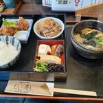 花さき じんの庵 - 和食弁当