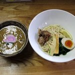 らうめん 龍頭 - つけ麺(780円)