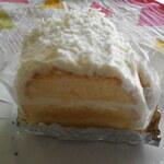 ピーターパン - 冷蔵の温度で固いクリーム