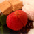 茶房いせはん - 料理写真:あまおう苺あんみつ