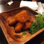 モモ キッチン - カマンベールチーズフライ