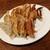 餃子飯店 パンダ - 料理写真:にんにく無し餃子×2