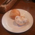 パスタハウス リコ - 自家製パン