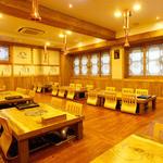 韓国館 - 2階-宴会室