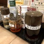 餃子食堂 マルケン - タレ