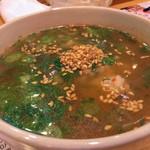 COWCOW - テールスープのお茶浸け