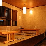 麺屋 五郎蔵 - 小上がりお座敷席