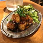 牛タンいろ葉 - *すたみなミノサンド(¥599)