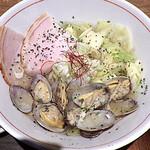 麺と心 7 - あさりの塩そば(2020年3月限定)