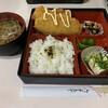 レストラン清豊 - 料理写真:日替りサービスランチ(イカフライ、ミニそば付き)