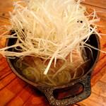 ネギッチン negi negi - 葱に隠れたつゆだく塩角煮