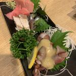 旬菜と海鮮 森田屋 -