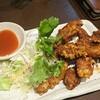 タイのラーメン - 料理写真:トムヤム風味の鶏肉唐揚げ