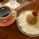 Raunjikinkei - ホットコーヒーと♪