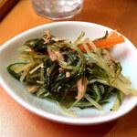洋食クッチーナ - 小鉢