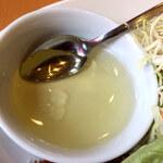 洋食クッチーナ - ゼリー