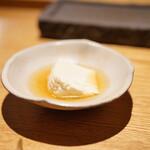 焼鳥 市松 - リコッタチーズのおでん