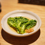 焼鳥 市松 - 菜の花