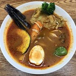 スープカレー MOON36 - 料理写真: