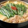 hakatamotsunabeyamanaka - 料理写真:牛モツ鍋