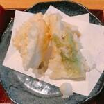 127306215 - 春野菜の天ぷら