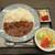 スパ湯~ワールド - 料理写真:ビーフカレー