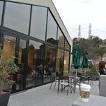 スターバックスコーヒー - 2階テラス
