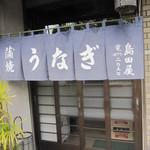 島田屋 - 店舗入口