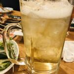 炭火焼鳥と水炊き 五郎一 -