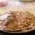七日カリー - 料理写真:激辛チキンキーマカレーと特製ビーフカレーのあいがけ800円