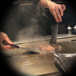 神戸牛 鉄板焼 リオ - 鉄板焼