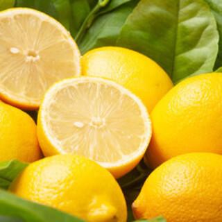 名物!国産生搾りレモンサワー