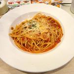 ガスト - 自家製トマトソースのスパゲティー