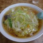 寿楽 - サンマー麺  800円