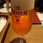 ラヴァーニャ - ハッピーアワーのビール
