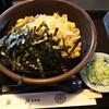 蕎麦家 大徳 - 料理写真:冷やしたぬきそば