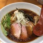 麺屋 翔 - 特製醤油ラーメン