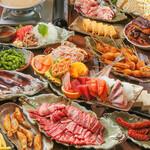 酒処 上杉屋 - 料理おまかせコース(飲み放題付)