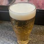 大安 - 生ビール