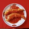 中国亭 - 料理写真:大海老チリ(1人前)税込990円