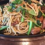 P.C.M Pub Cardinal - シーフード焼きスパゲティ