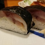三木半 - 鯖磯巻き 450円