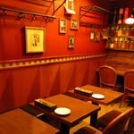 Spice Bar キメラ - テーブル席