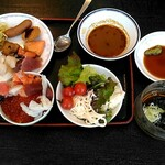 ホテル網走湖荘 - 料理写真: