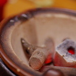 さか本 - 鍋(なべ)の火(ひ)