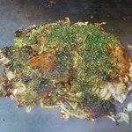 きほう - 料理写真:肉玉うどん