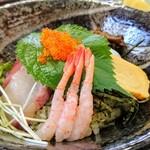 ごんぐり亭 - 料理写真:海鮮丼♪