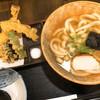 うどん居酒屋 麦笑 - 料理写真:天ぷら別盛