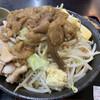 小平うどん - 料理写真:【2020.2.20】ニンニク背脂うどん900円