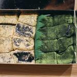 京都北野 煉屋八兵衛 - わらび餅